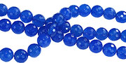 Design 16241: blue bulk lots faceted beads