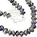 iolite necklaces