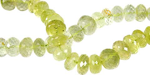 SKU 13431 - a Lemon quartz beads Jewelry Design image