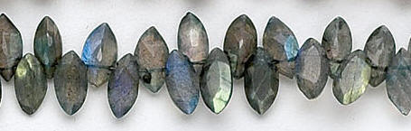 SKU 6516 - a Labradorite Beads Jewelry Design image