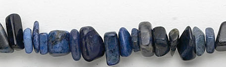 SKU 7007 - a Sodalite Beads Jewelry Design image