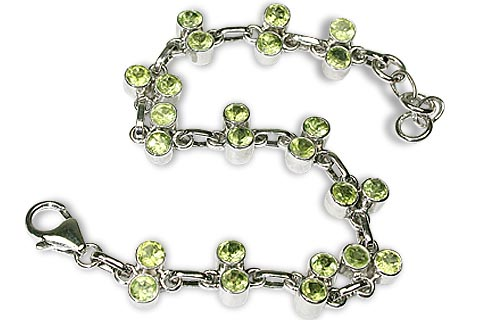 unique Peridot bracelets Jewelry for design 10112.jpg