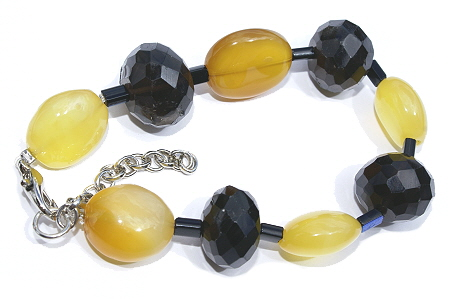 unique Smoky Quartz bracelets Jewelry for design 11480.jpg