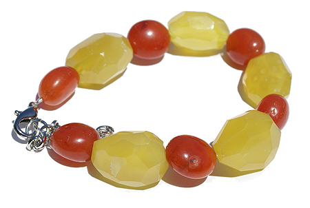 unique Chalcedony bracelets Jewelry for design 11486.jpg