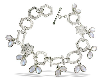 unique Moonstone bracelets Jewelry for design 13038.jpg