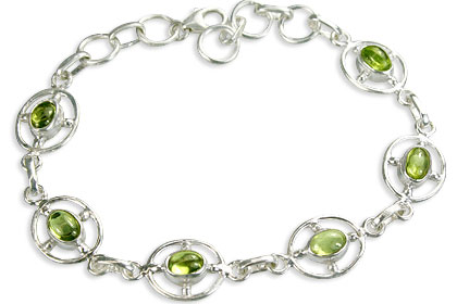 unique Peridot bracelets Jewelry for design 14532.jpg