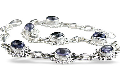 unique Iolite bracelets Jewelry for design 14608.jpg
