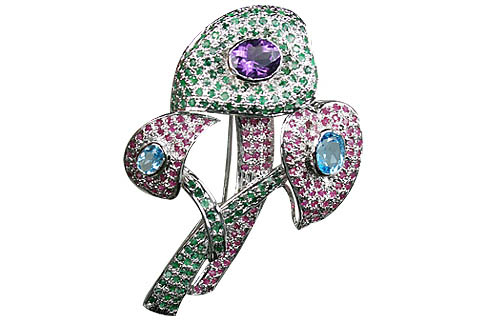 unique Ruby Brooches Jewelry for design 11080.jpg