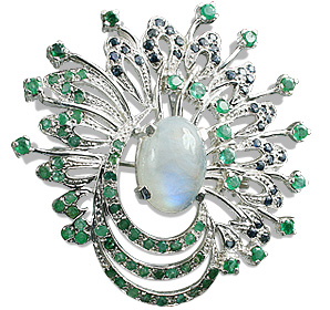 unique Moonstone brooches Jewelry for design 12449.jpg