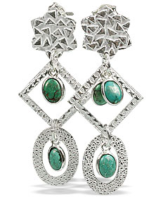 unique Turquoise earrings Jewelry for design 13021.jpg