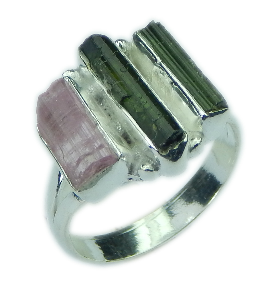 SKU 22136 unique Tourmaline rings Jewelry