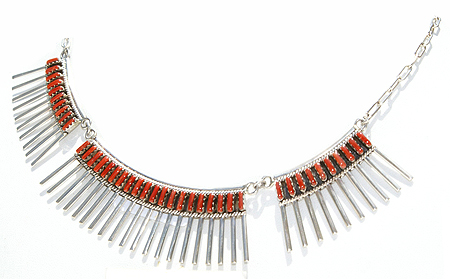 SKU 11564 - a Coral necklaces Jewelry Design image