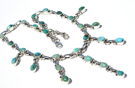 unique Turquoise necklaces Jewelry