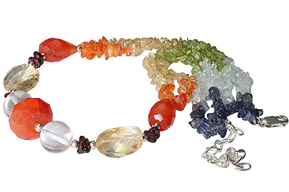 SKU 12729 - a Carnelian necklaces Jewelry Design image