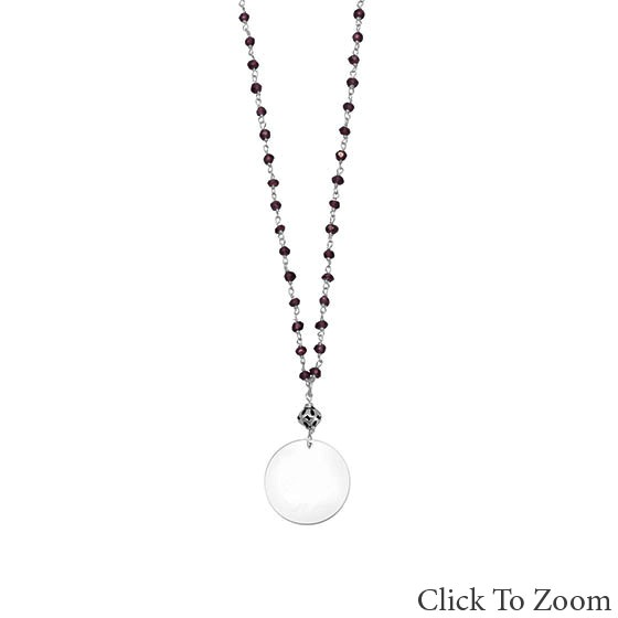 SKU 22016 - a Chalcedony Necklaces Jewelry Design image