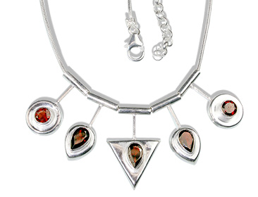 unique Garnet necklaces Jewelry for design 12685.jpg