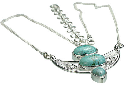 unique Turquoise Necklaces Jewelry for design 14441.jpg