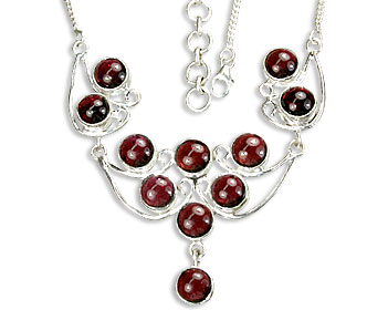 unique Garnet Necklaces Jewelry for design 14456.jpg