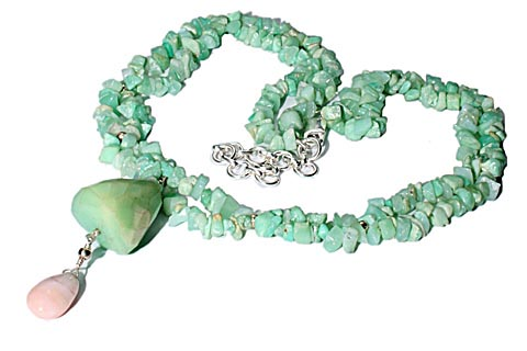 unique Chrysoprase necklaces Jewelry for design 9827.jpg
