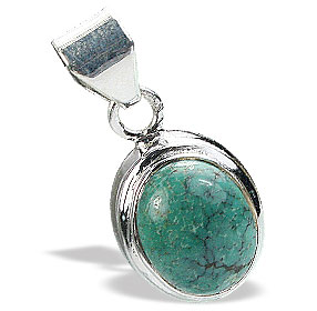 SKU 15534 - a Turquoise pendants Jewelry Design image