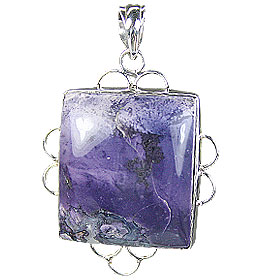 SKU 15698 - a Tiffany Stone pendants Jewelry Design image