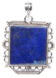 unique Lapis lazuli Pendants Jewelry