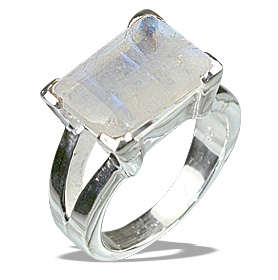 SKU 12237 - a Moonstone rings Jewelry Design image