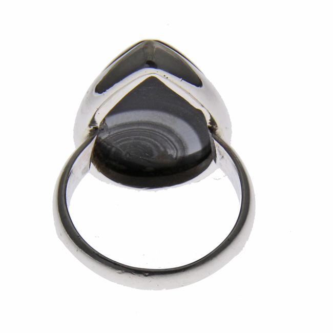 SKU 21195 - a Agate Rings Jewelry Design image