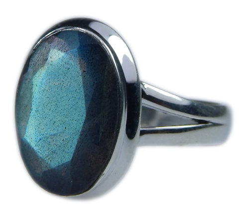 SKU 21556 - a Labradorite Rings Jewelry Design image