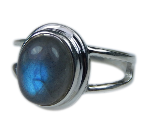 SKU 21653 - a Labradorite Rings Jewelry Design image