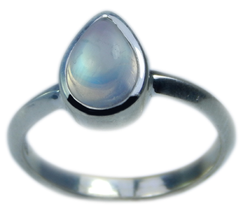 SKU 21702 - a Moonstone Rings Jewelry Design image
