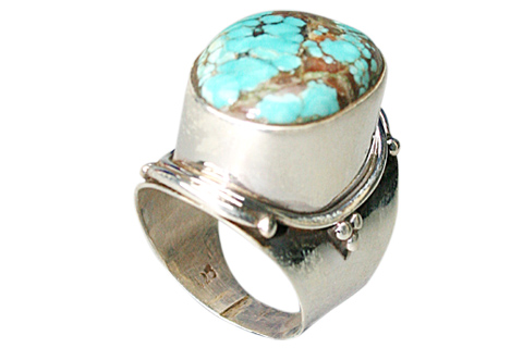 unique Turquoise rings Jewelry
