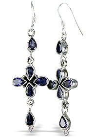 unique Iolite Earrings Jewelry for design 1066.jpg