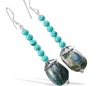 unique Turquoise Earrings Jewelry for design 16194.jpg