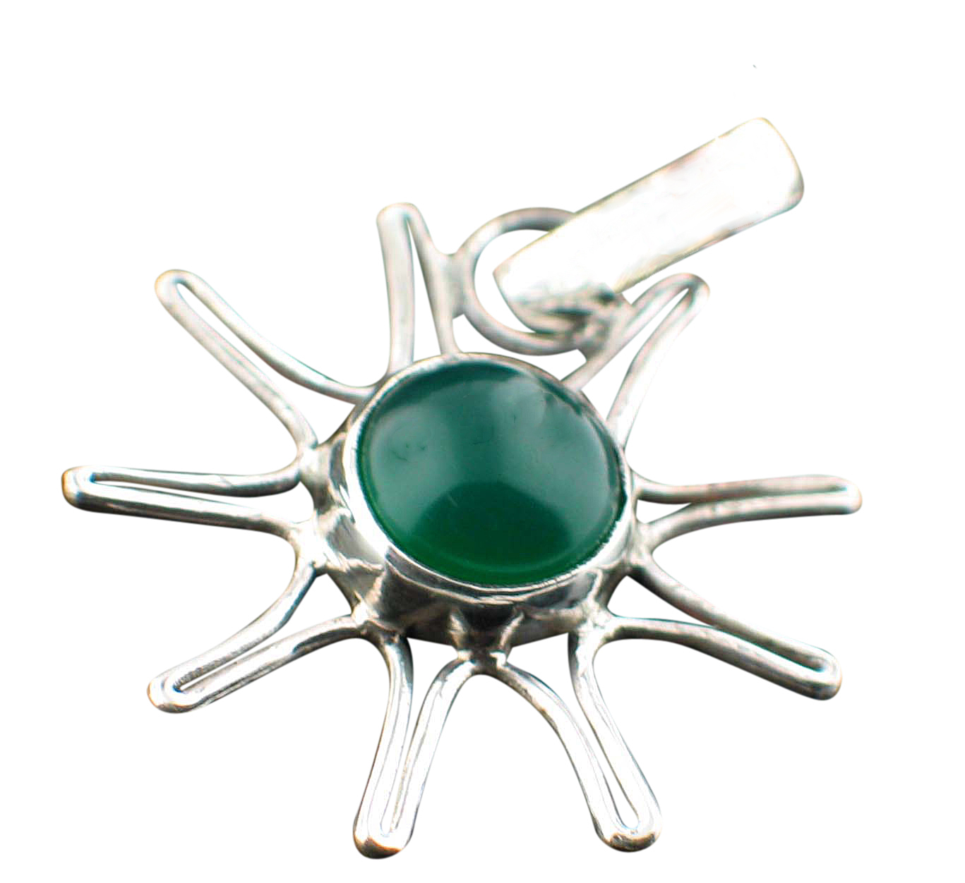 SKU 13800 - a Onyx pendants Jewelry Design image