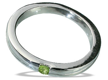 SKU 13151 - a Peridot rings Jewelry Design image