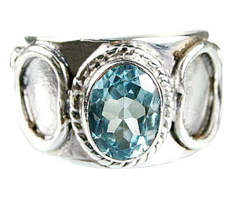 SKU 5060 - a Cubic Zirconia Rings Jewelry Design image