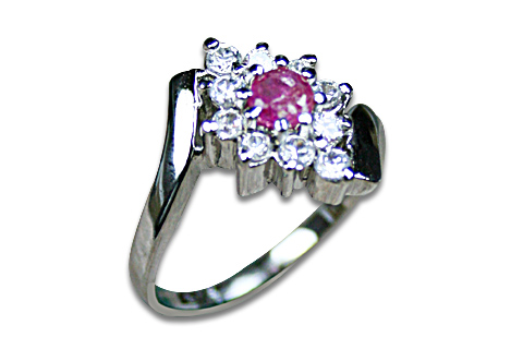 SKU 8980 - a Ruby rings Jewelry Design image