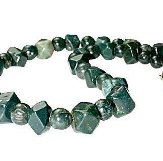 Ethnic Bloodstone Necklaces