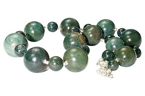 Ethnic Bloodstone Necklaces 3
