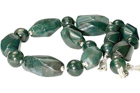 Chunky Bloodstone Necklaces 5