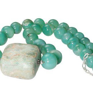 Staff-picks Chalcedony Necklaces