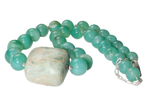 Staff-picks Chalcedony Necklaces