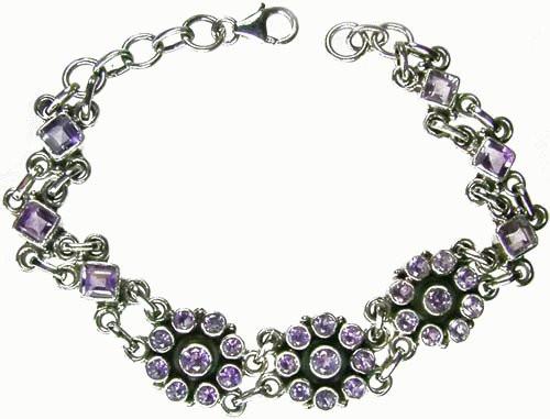 Amethyst Bracelets 5