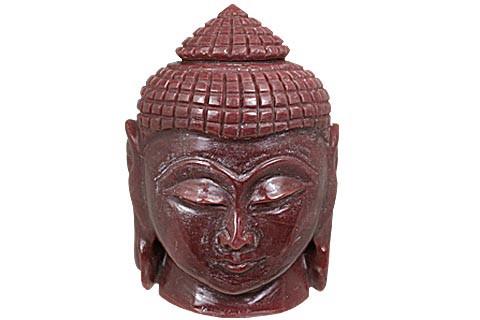 Red Jade Buddha