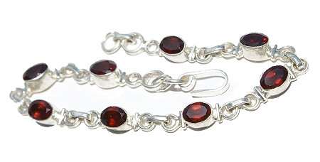 Garnet Bracelets 8