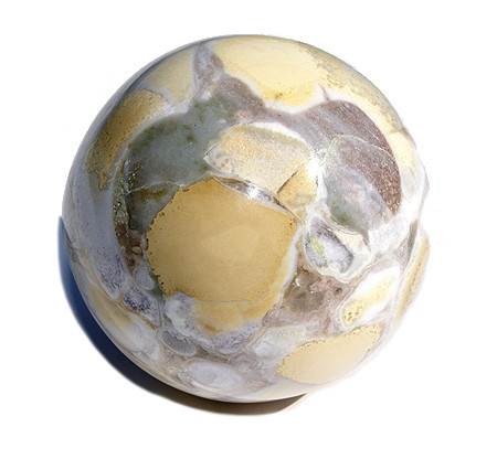 Jasper Healing Sphere