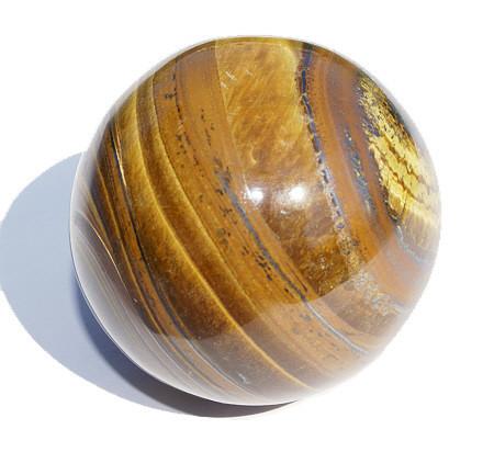 Tiger Eye Healing Sphere