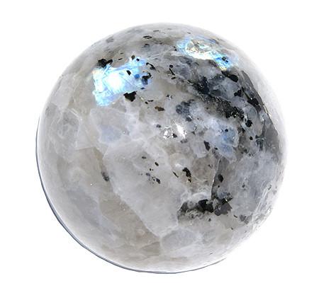 Rainbow Moonstone Healing Sphere (2.5″)
