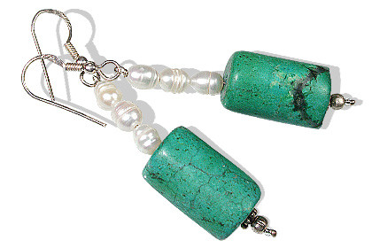Turquoise Earrings 3